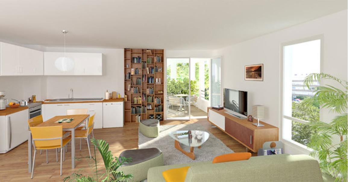 les r sidences ecrin vert et villa crespy. Black Bedroom Furniture Sets. Home Design Ideas