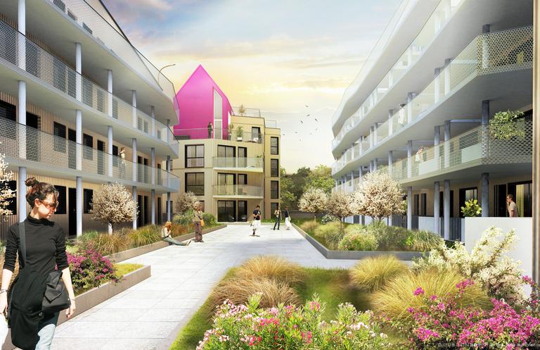 Appartement neuf bordeaux et environs exterra for Location appartement bordeaux et environs