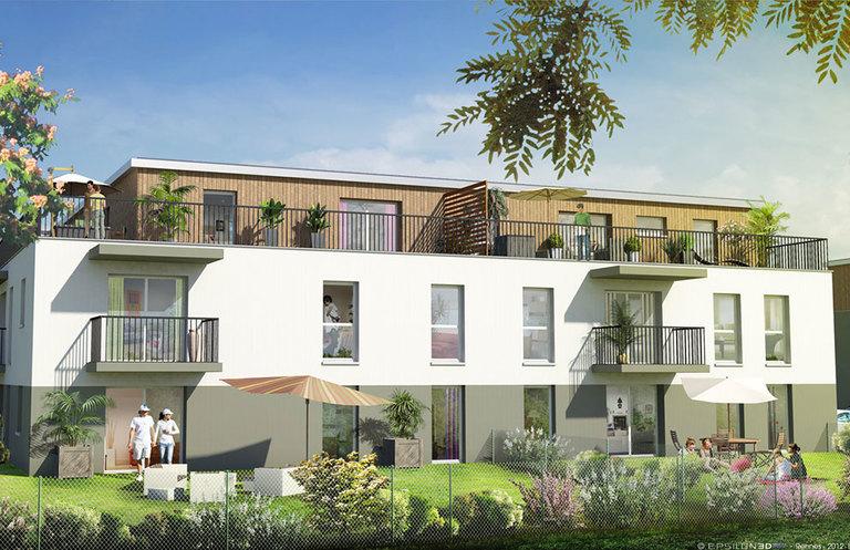 Affordable achat maison neuve gironde maison exterra with for Maison aquitaine prix